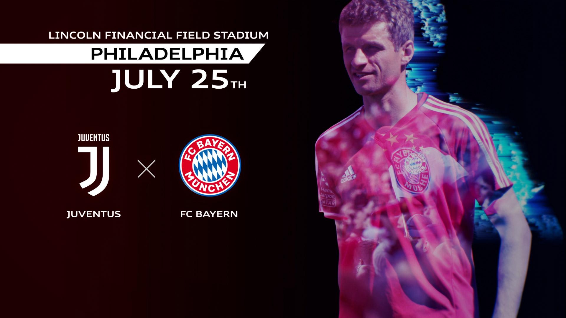 Audi / FC Bayern – SummerTour 2018