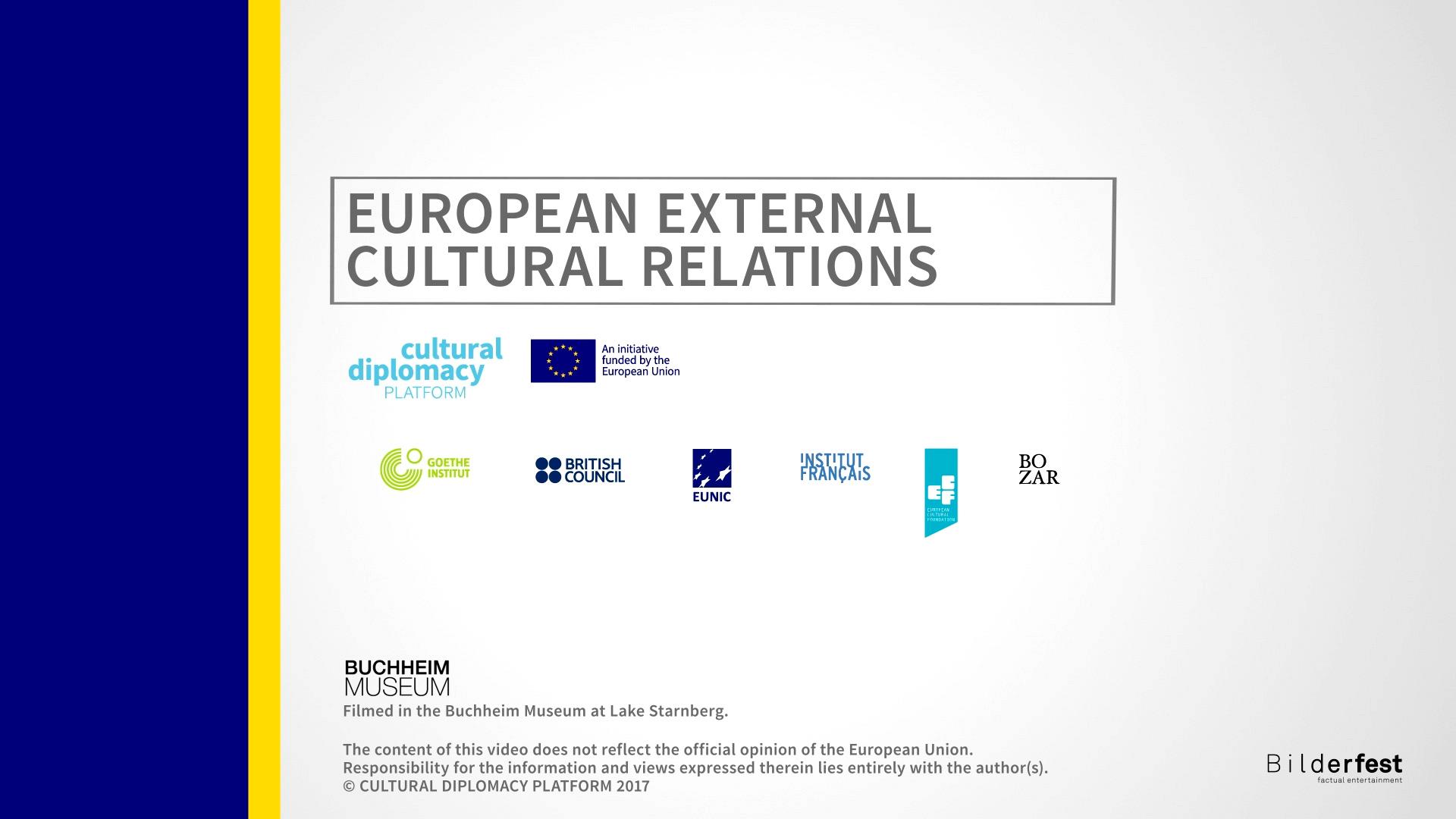 Goethe Institut – European External Cultural Relations
